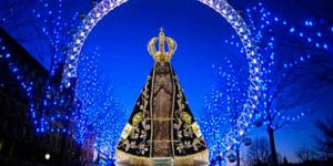 300 anos de bênçãos! Programação da Solenidade de Nossa Senhora Aparecida