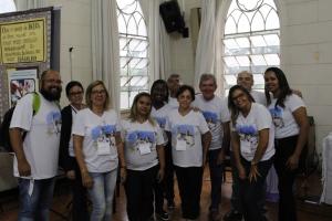 Colaboradores do Santuário da Saúde e da Paz participam de Encontro de Capacitação organizado pela Arquidiocese de Belo Horizonte